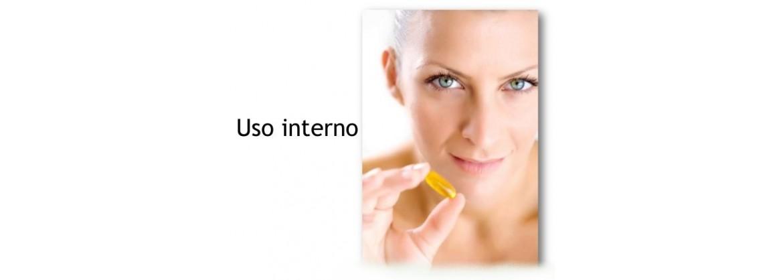 aceites de uso interno