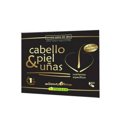 Cabello, piel y uñas Pinisan Pinisan 106.00122 Piel, Cabello y Uñas, Complementos y Vitaminas salud.bio