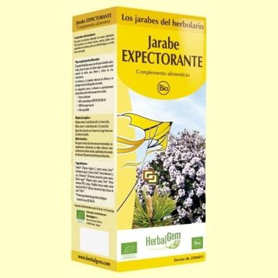 Herbalgem Jarabe Expectorante 150ml Herbalgem  Acción benéfica garganta y pecho salud.bio