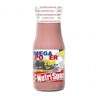 MEGA POWER DRINK de NutriSport NutriSport  Gainers: Los Mejores Suplementos Para Ganar Masa Muscular salud.bio