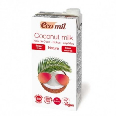 Ecomil Coco 1l BIO Nutriops  0290030437 Bebidas vegetales salud.bio