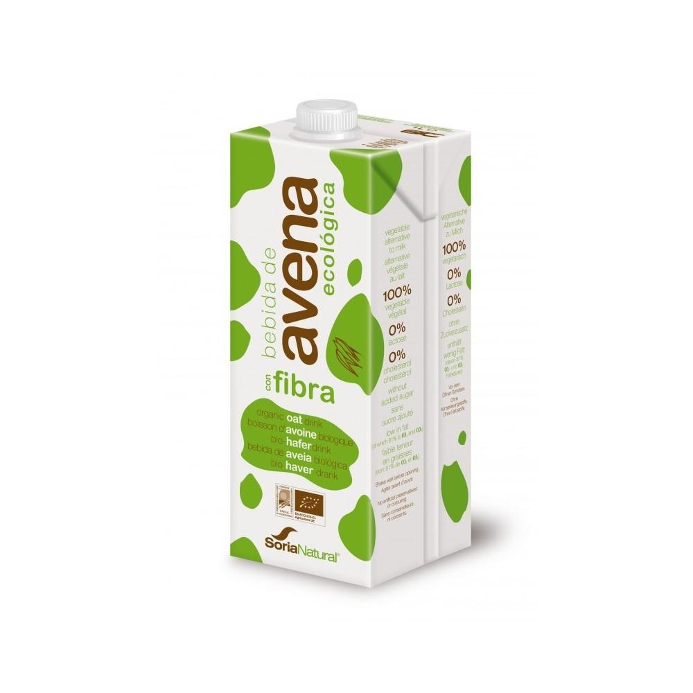 Bebida AVENA 1 l. Soria Natural  0410030015 Inicio salud.bio