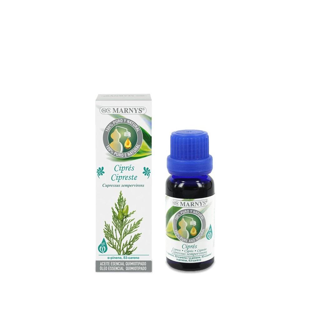 Aceite esencial quimiotipado de Ciprés MARNYS Marnys AA027 Aceites esenciales uso interno salud.bio