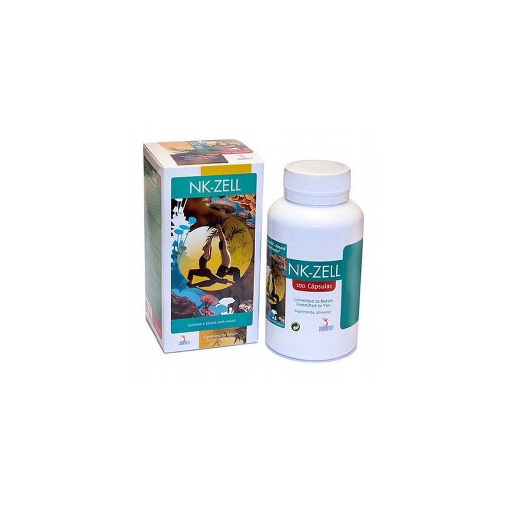 NK-Zell complemento a base de Hongos de Lusodiete Lab Lusodiete L057 Sistema inmunitario salud.bio