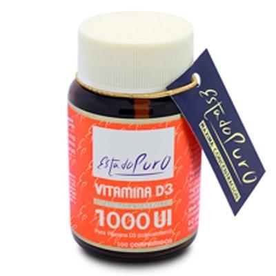 Vitamina D 1000 UI de Tongil Tongil (Estado Puro) M25 Inicio salud.bio