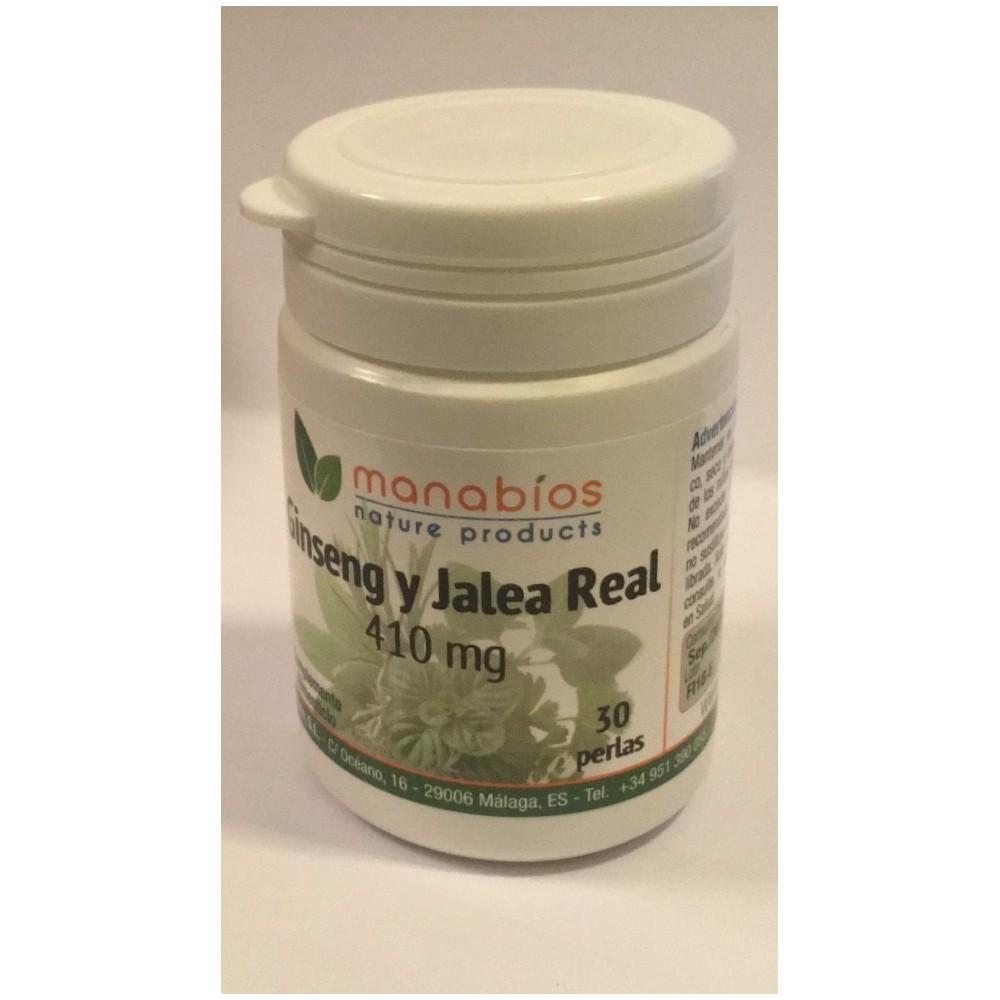 Ginsen y Jalea Real de Manabíos Manabios 111449 Cansancio, fatiga, astenia primaveral salud.bio