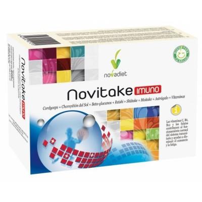 Novitake Imuno de NovaDiet Novadiet 52121 Sistema inmunitario salud.bio