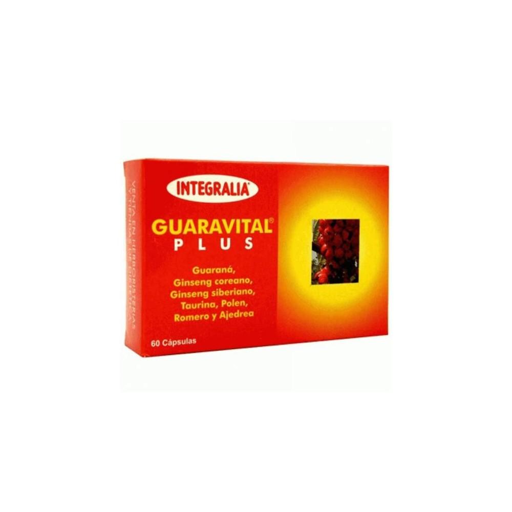Guaravital Plus de Integralia INTEGRALIA 34 Cansancio, fatiga, astenia primaveral salud.bio