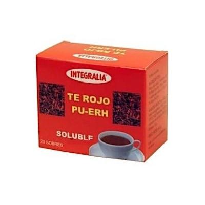 Integralia te Rojo soluble 20 sobres INTEGRALIA  Infusiones salud.bio