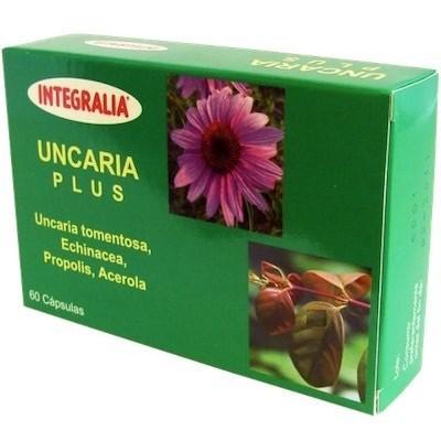Uncaria Plus de Integralia INTEGRALIA 318 Sistema respiratório salud.bio