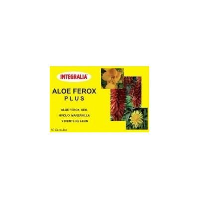 Aloe Ferox Plus de Integralia INTEGRALIA 347 Laxantes salud.bio