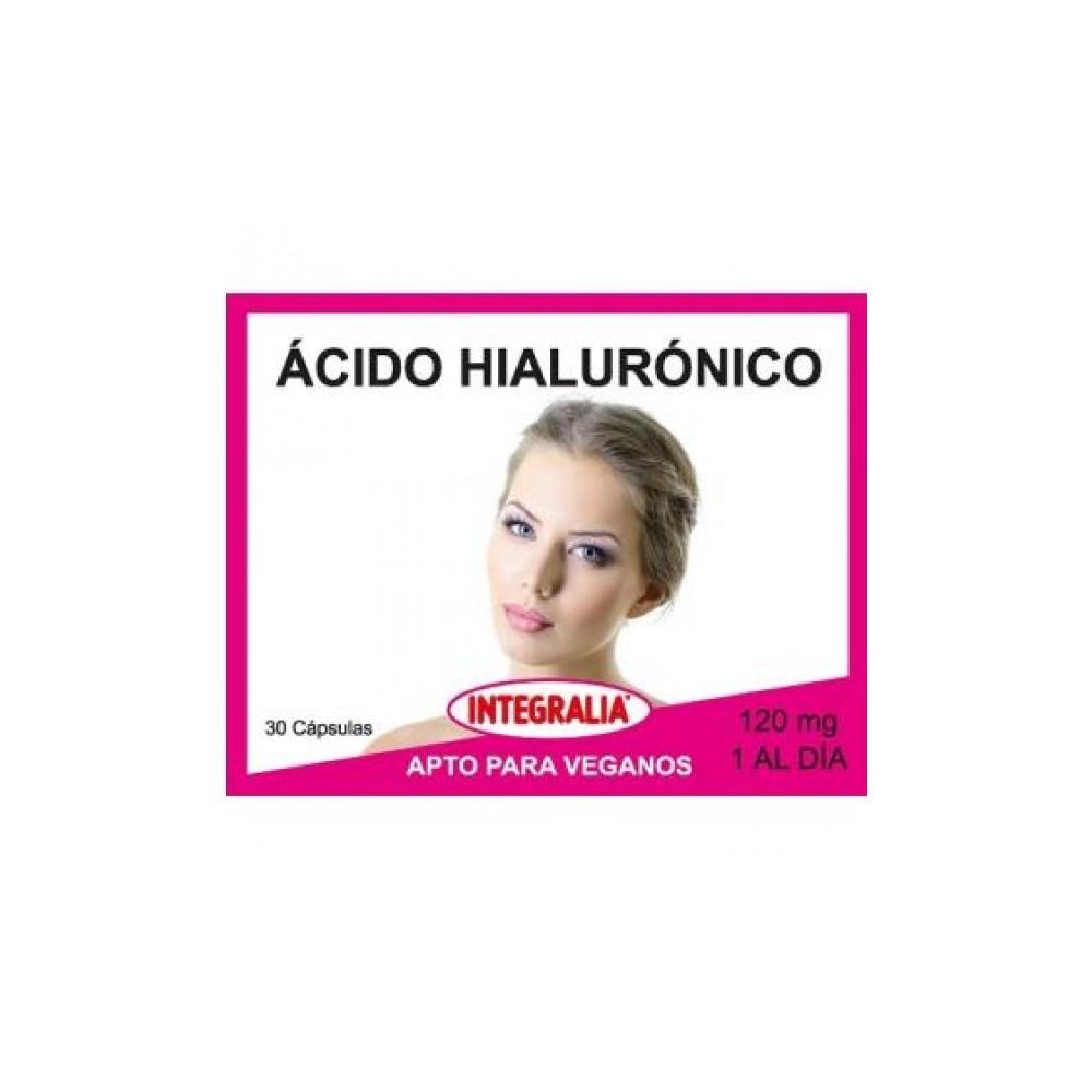 Ácido Hilauronico de Integralia INTEGRALIA 512 Piel, Cabello y Uñas, Complementos y Vitaminas salud.bio