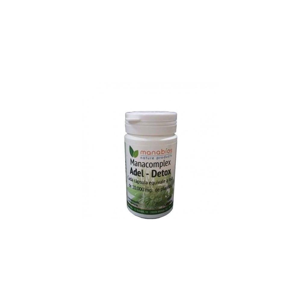 ManaComplex Adel - Detox de Manabios Manabios 111903 Plantas Medicinales salud.bio