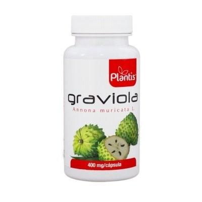GRAVIOLA CAPSULAS PLANTIS Artesania Agricola, S.A. 080062 Ayudas aparato Digestivo salud.bio