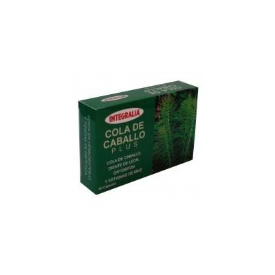 Cola de Caballo Plus Cápsulas de Integralia INTEGRALIA 79 Drenantes y Diureticos salud.bio