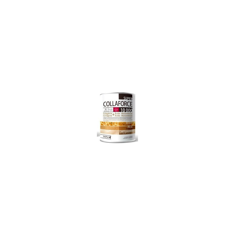SUPER COLLAFORCE LATA 450GR de DIETMED Dietmed  Complementos Alimenticios (Suplementos nutricionales) salud.bio