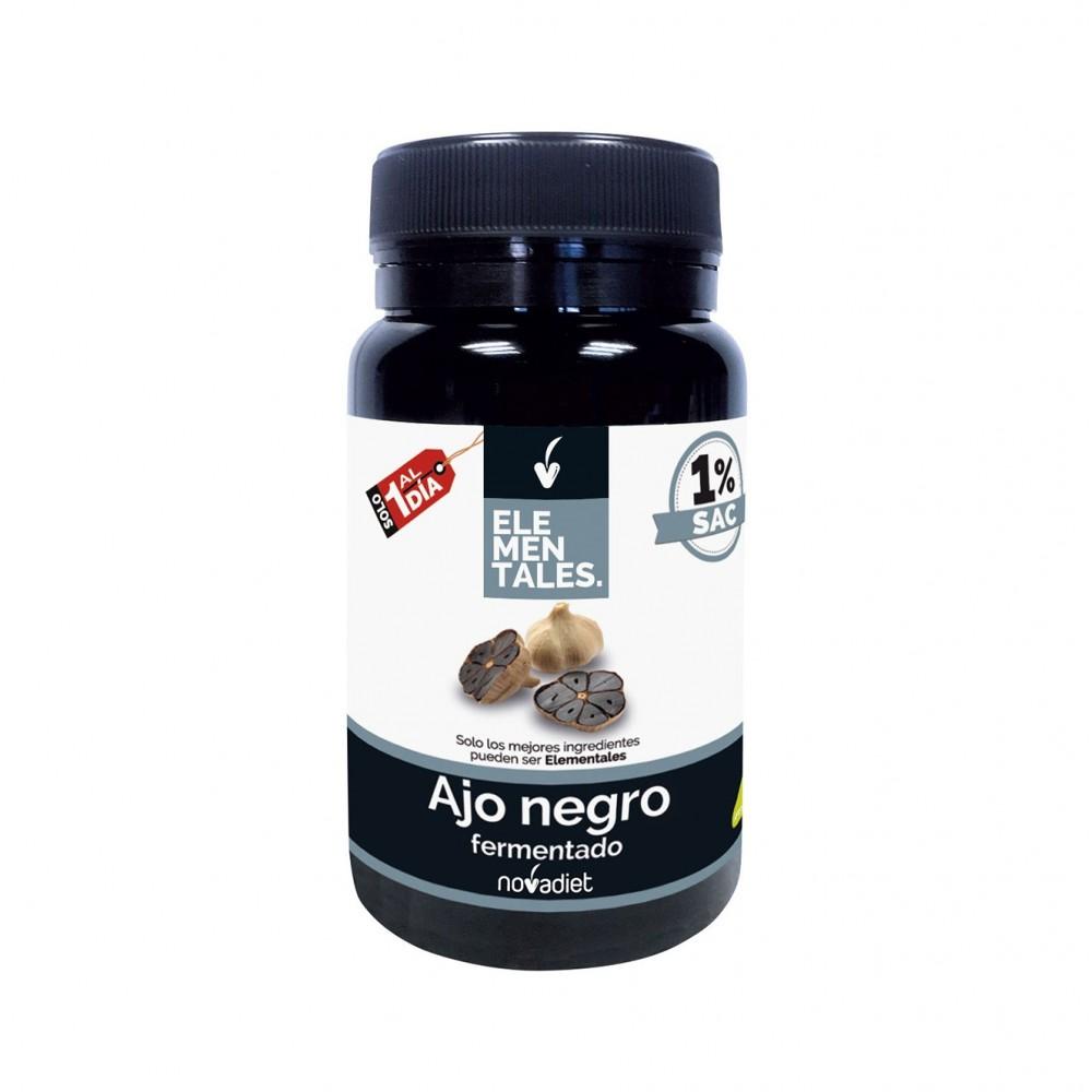 Ajo negro fermentado - Elementales de Novadiet Novadiet 53506 Sistema cardiovascular salud.bio