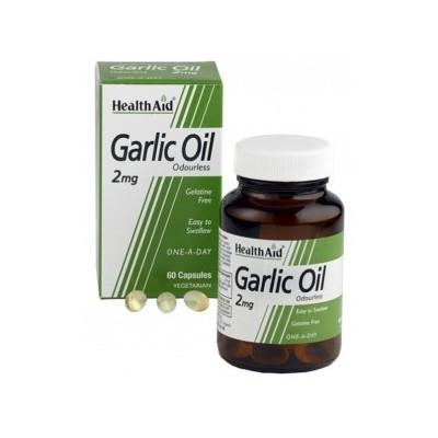 Aceite de Ajo (Allium sativum) de Health Aid Health Aid 802245 Inicio salud.bio