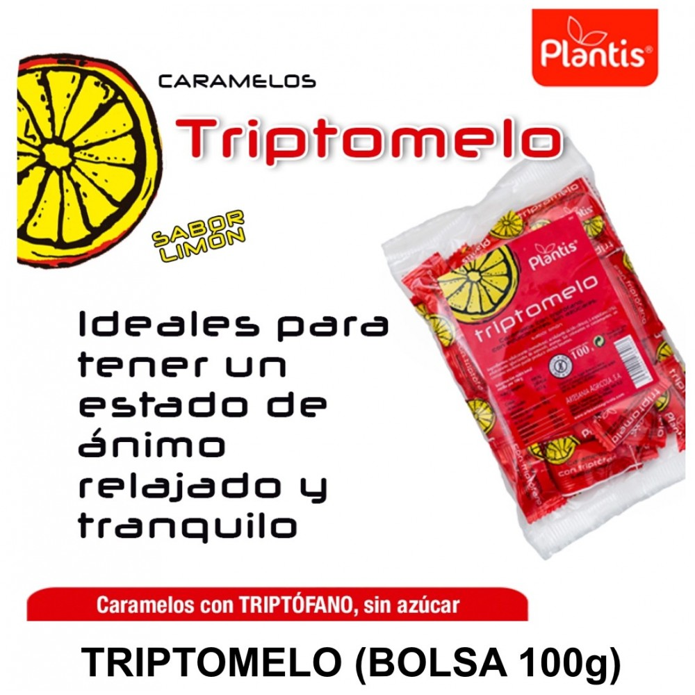 Caramelo Triptomelo sin azúcar Artesania Agricola, S.A.  Inicio salud.bio