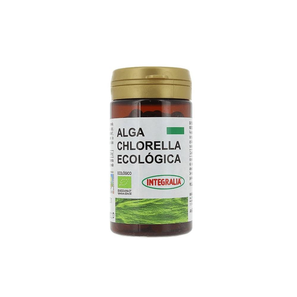 Alga Chlorella Ecológica Integralia INTEGRALIA 471 Higado y sistema hepatobiliar salud.bio