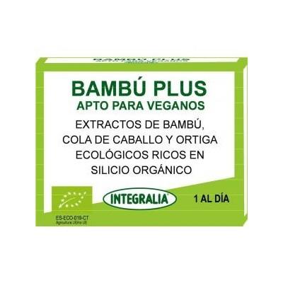 Bambu Plus de Integralia INTEGRALIA 484 Articulaciones, Huesos, Tendones y Musculos, componen el Aparato Locomotor salud.bio