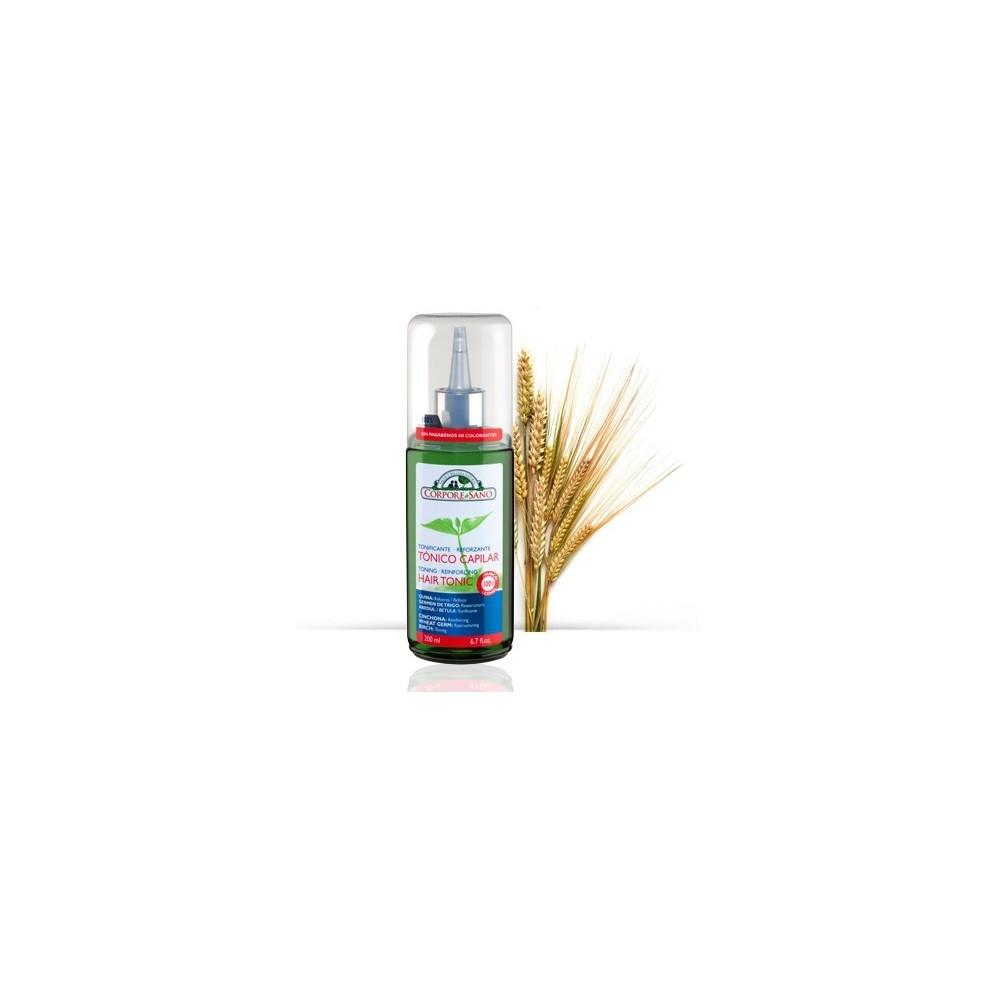 Tónico Capilar Reforzante Corpore Sano 200 ml Corpore Sano  CS 1206 Energía y belleza para el cabello salud.bio