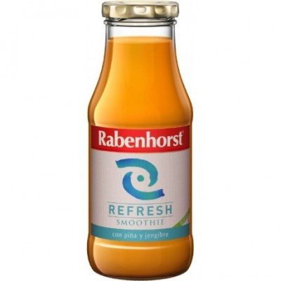 SMOOTHIE REFRESH 240 ml RABENHORST Rabenhorst R1916 Zumos salud.bio