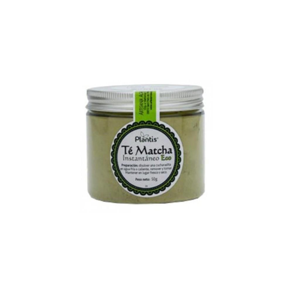 Té Matcha ECO Plantis Artesania Agricola, S.A. 080154 Cafés , Tes e infusiones salud.bio