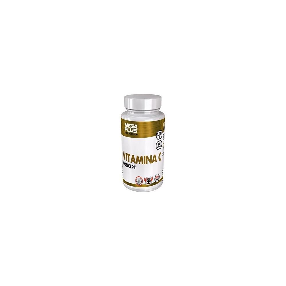 VITAMINA-C CONCEPT de Megaplus Megaplus 142022 Vitaminas y Multinutrientes salud.bio