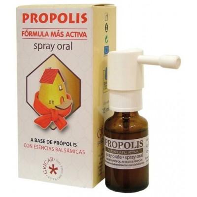 PROPOLIS SPRAY ORAL 15ml de Cricar CRICAR V3MNWH Inicio salud.bio