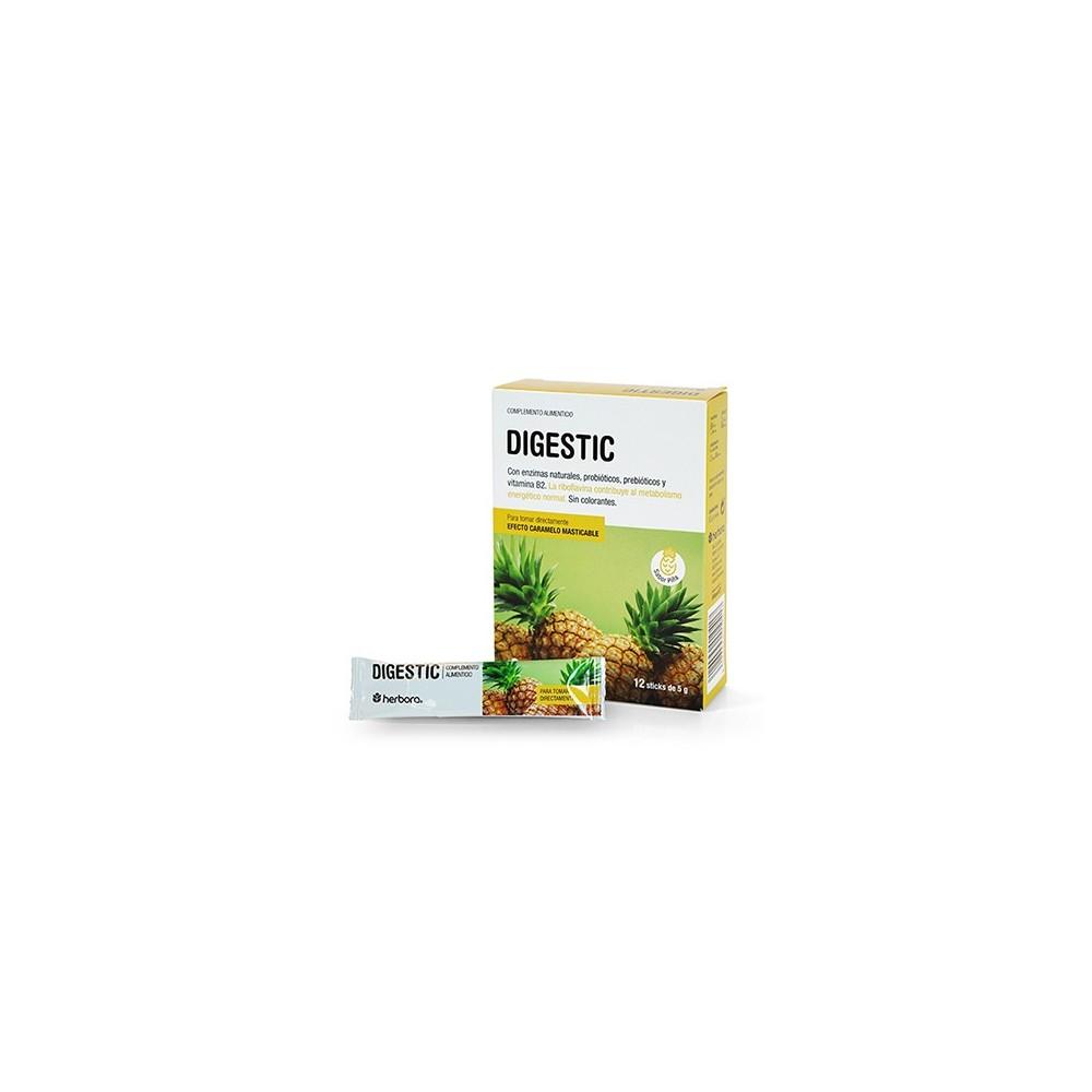 Digestic de Herbora Herbora 501041 Ayudas aparato Digestivo salud.bio