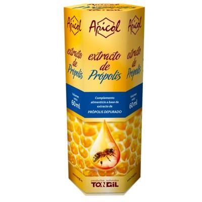 Apicol Extracto de Própolis de Tongil Tongil (Estado Puro) C06 Sistema inmunitario salud.bio
