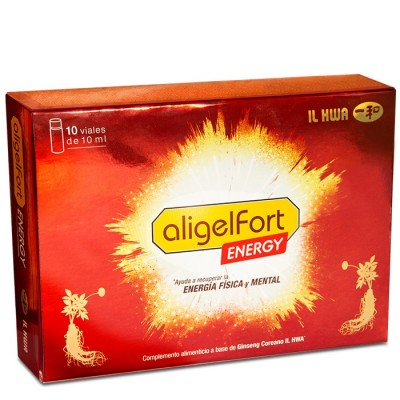 ALIGELFORT ENERGY de Tongil Tongil (Estado Puro) B04 Cansancio, fatiga, astenia primaveral salud.bio