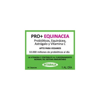 PRO+ Equinacea de Integralia INTEGRALIA 536 Sistema inmunitario salud.bio