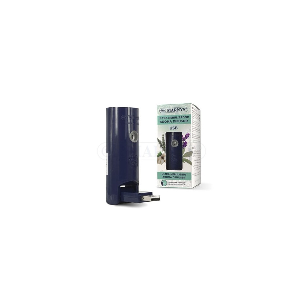 Ultra Nebulizador Aroma Difusor USB de Marnys Marnys AA996 Aromaterápia salud.bio