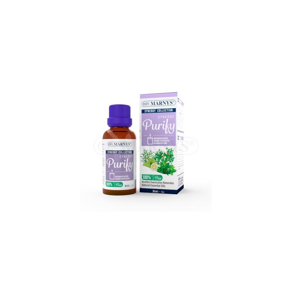 Synergy Purify de Marnys Marnys AE198 Aromaterápia salud.bio