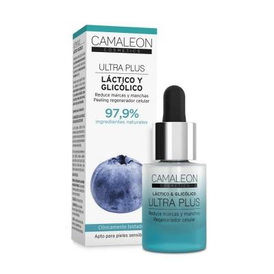 Serum Ácido Glicólico ULTRA PLUS Camaleon Camaleon Cosmetics 40143 Cosmética Natural salud.bio