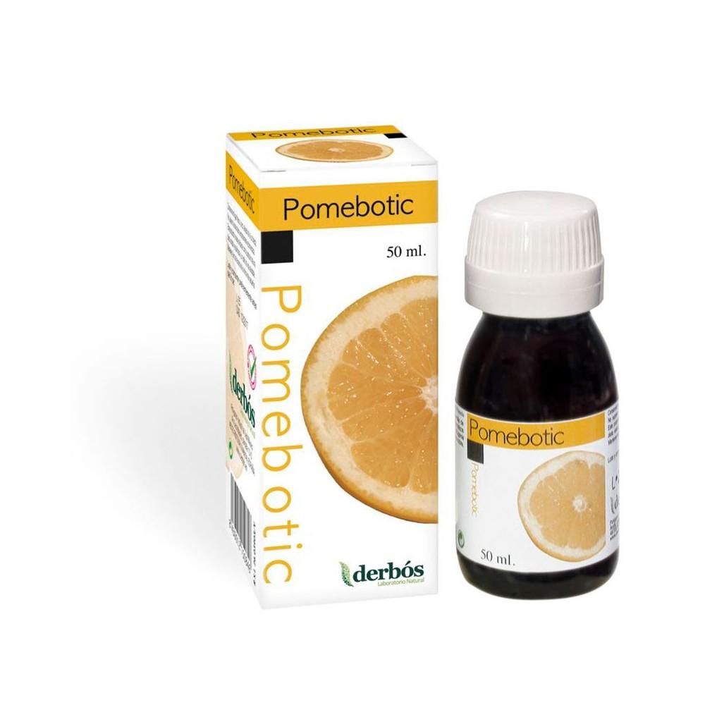 Pomebotic extracto semilla pomelo de derbós derbós laboratorio natural 8436012150846 Ayudas aparato Digestivo salud.bio