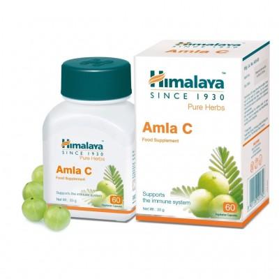 Amla C (amalaki) de Himalaya Himalaya X00116OEJXV Sistema inmunitario salud.bio