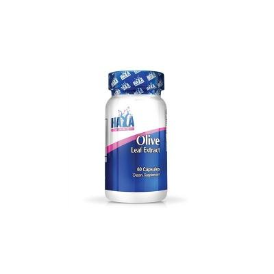 Hoja de Olivo (Olive Leaf Extract) 450 mg - 60 caps de Haya Labs Haya Labs LLC 21147 Ayuda control Tension salud.bio