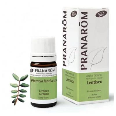Lentisco Aceite Esencial Natural BIO Quimiotipado de Pranarôm Pranarom 223209 Aceites esenciales uso interno salud.bio