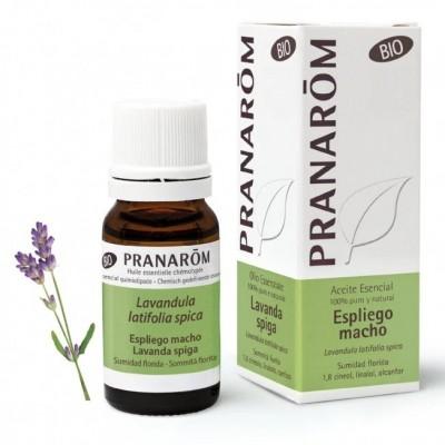 Espliego Macho BIO Aceite Esencial Natural Quimiotipado de Pranarôm Pranarom 227093 Acéites esenciales salud.bio