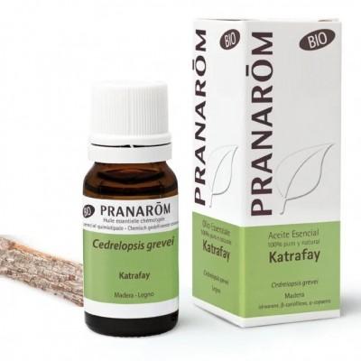 Katrafay BIO Aceite Esencial Natural Quimiotipado de Pranarôm Pranarom 22118 Acéites esenciales salud.bio