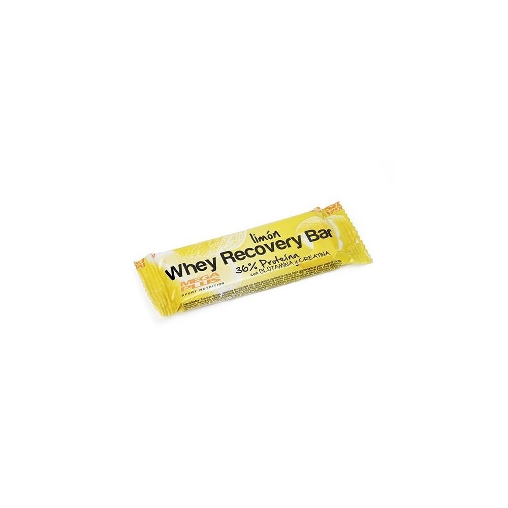 Whey Recovery Bar Fresh Lemon de Mega Plus Megaplus 175002 Inicio salud.bio