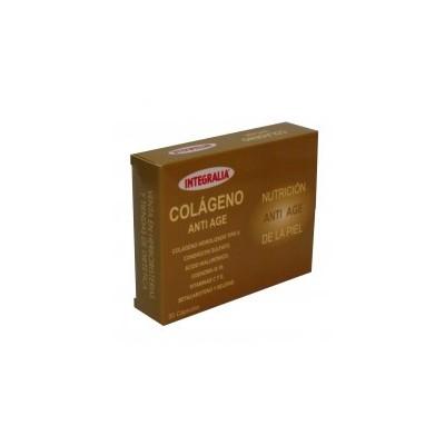 Colágeno ANTI AGE (nutrición de la piel) de integralia INTEGRALIA 368 Piel, Cabello y Uñas, Complementos y Vitaminas salud.bio