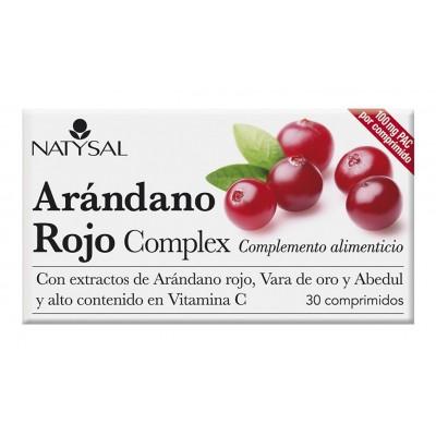 Arándano Rojo forte 30 capsulas de Natysal Natysal 13485 Inicio salud.bio