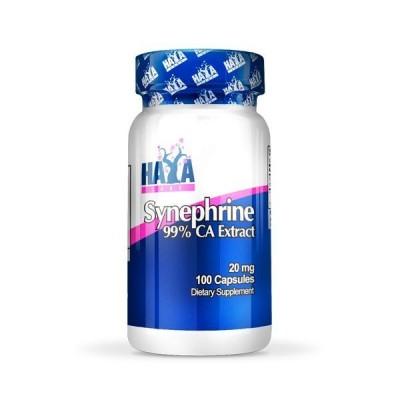 Sinefrina 99% 20mg (synephrine) 100 cápsulas de Haya labs Haya Labs LLC 15531 Quemagrasas y similares salud.bio