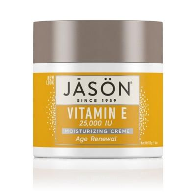 JASÖN Crema Hidratante 25000 UI Vitamina E 113g JĀSÖN 300117 Cosmética Natural salud.bio