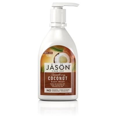 Jasön Gel de ducha de Coco 887ml JĀSÖN 300247 Jabones y Geles Naturales salud.bio