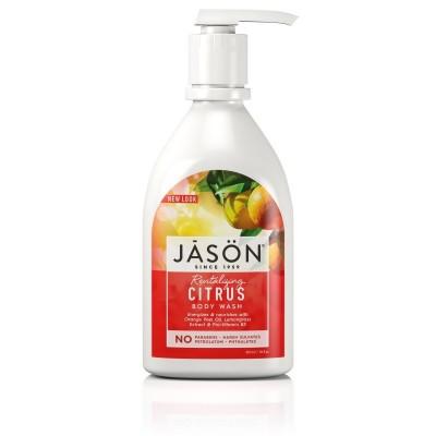 Jasön Gel de ducha de Citrus 887ml JĀSÖN 300167 Jabones y Geles Naturales salud.bio